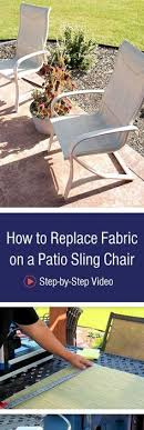 Fabric For Patio Chairs Diy And Upcycle That Patio Furniture Paint And Replace Fabric