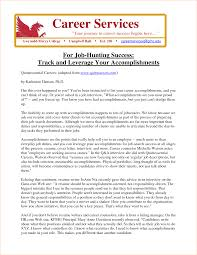 accomplishments in resume business proposal templated business