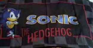 Sonic Duvet Set England Household Sonic The Hedgehog Goods