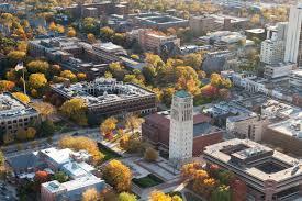 U Of M Map U Michigan High Rise Potential Student Housing Sites