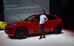 Porsche Macan Red - porsche macan gts picture gallery photo 13 14 the car guide