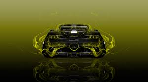 Lamborghini Gallardo Back - lamborghini gallardo back abstract car design by tony kokhan 95