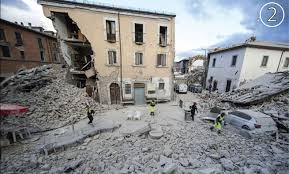 Italy Earthquake Map by Damage Maps Reveal Extent Of Destruction From Italy Earthquake