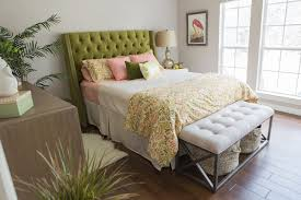 Guest Bedroom Bed - 3 tips for hosting guests without the stress zing blog by