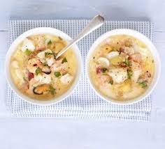 id cuisine simple simple seafood chowder recipe food