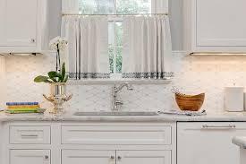 Kitchen Cabinet Curtains Under Countertop Cabinet Curtains Design Ideas