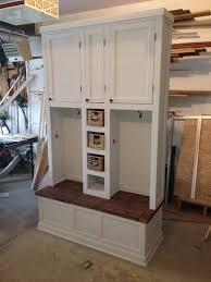 Entryway Lockers Mudroom Locker System Organization Cubby Cabinet Entryway