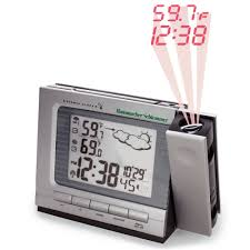 Alarm Clock With Light On Ceiling Fascinating Houzetekprojection Alarm Clock Black Typein Pict