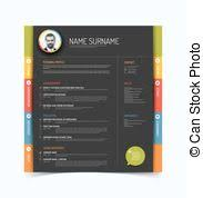 Resume Background Image Cool Resume Cv Template With Business Suit Background Cool
