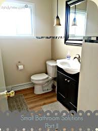 Bathroom   Small Bathrooms Big Attitudes Tiny Bathroom - Universal design bathrooms