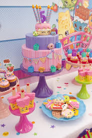 18 irresistible shopkins party ideas how does she ideas for