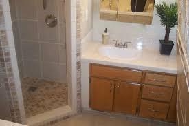 small bathroom remodel with corner shower my gallery corner