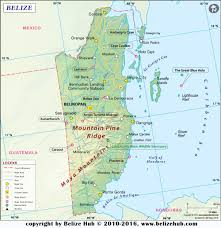 Map Of Portofino Italy by Where Is Belize Located Geography And Map Of Belize