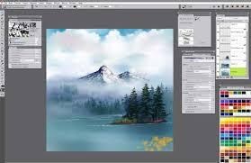 paint software digital painting software corel painter 2018