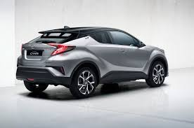 toyota chr toyota c hr debuts in u s later this year on sale spring 2017