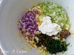 egg salad ina garten egg salad with capers and fresh dill main st cuisine