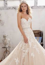 blush wedding dress trend 2017 bridal trends from morilee by madeline gardner modwedding