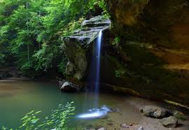 Ohio Waterfalls Map by The Best Vacation Spot In Ohio U2013 Old Man U0027s Cave U0026 Hocking Hills