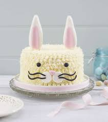 Cake Decorations For Easter Cakes by How To Make An Easter Bunny Cake Easter Bunny Cake Easter Bunny