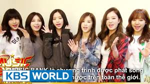 music bank in hanoi apink youtube