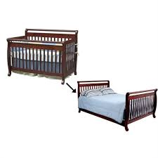 Davinci Emily Convertible Crib Davinci Emily 4 In 1 Convertible Crib With Bed Rails In
