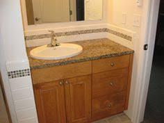 Bathroom Vanity Backsplash Ideas by Bathroom Sink Backsplash Ideas Slate Tile Backsplash Mosaic