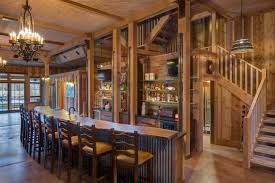 home bar shelves alluring country wine bar with wood elements also illuminated