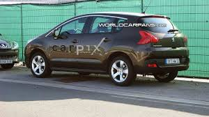 peugeot for sale usa peugeot 3008 spied without camouflage