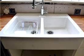 33 Inch Fireclay Farmhouse Sink by Kitchen Farm Style Kitchen Sink Barn Sink Farm Sink Faucet
