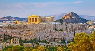 Athens Map Greece Private Journey Itinerary U0026 Map Wilderness Travel