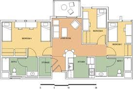 Vista Del Sol Floor Plans Suite Floorplan