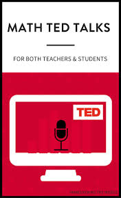 math ted talks for teachers and students