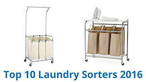 Laundry Hamper 3 Compartment by 10 Best Laundry Sorters 2016 Youtube