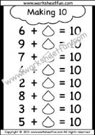 addition u2013 making 10 free printable worksheets u2013 worksheetfun