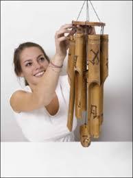 bambus windspiel in zen optik bauen expli anleitung zum