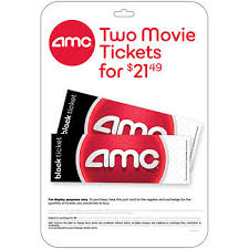 amc black movie ticket 2 pk bj u0027s wholesale club