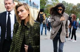 hair styles in paris pfw street style hairstyles trends 2017 spring hairdrome com