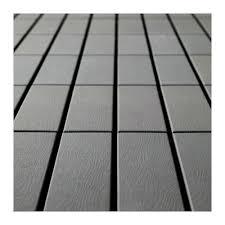 Ikea Patio Tiles Runnen Floor Decking Outdoor Grey 0 81 M Ikea