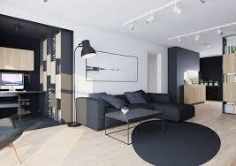 sofa anthrazit modernes wohnzimmer mit dunklem sofa einrichten 55 ideen