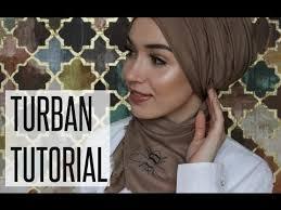 tutorial hijab nabiilabee turban tutorial nabiilabee youtube pasion fashion pinterest