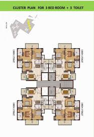Floor Plans By Address Overview Privvy The Address Sector 93 Gurgaon Spaze