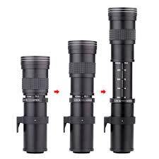 aliexpress com buy lightdow 420 800mm f 8 3 16 super telephoto