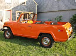 jeep forward control the jeepster commando the u201ccute u201d jeep