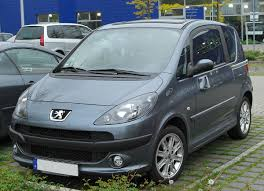 peugeot mini car peugeot 1007 wikipedia