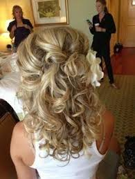 mother of the bride hairstyles partial updo 50 ravishing mother of the bride hairstyles curly hairstyles