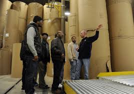 Corrugator Supervisor Jobs Manufacturing Boot Camp Matches Trainees With Jobs Baltimore Sun