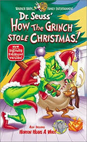 how the grinch stole includes horton hears