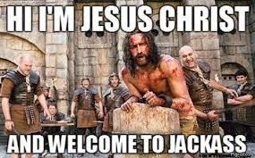 Jesus Fucking Christ Meme - jesus memes and funny jesus pictures pigroll com