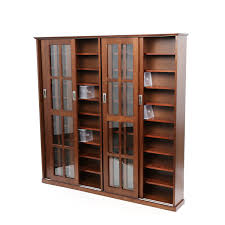 linen cabinet with glass doors small tv cabinet with glass doors