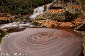 Park West Landscape by Elakala Falls 2 Blackwater Falls State Park West Virginia